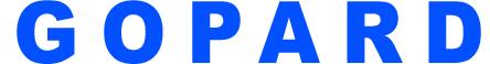Logotipo de INMOBILIARIA GOPARD